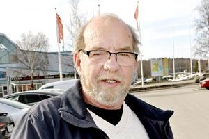 Torbjörn Leffler, 71 år, pensionär Östersund:
