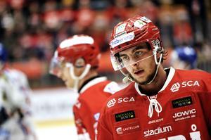 Jacob Olofsson lämnar Timrå för Skellefteå.