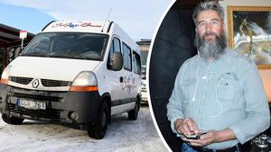 Bengt Bäcke, SRF Dalarnas ombudsman. Bilden är ett montage.