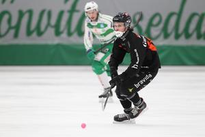 Niclas Gustafsson.
