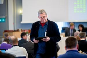 Lars-Gunnar Hultin (V) tänker driva fallet vidare.