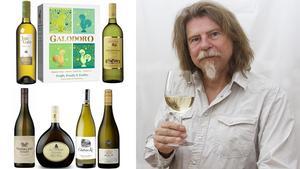 Dryckesexpert Sune Liljevall tipsar denna vecka om  nya och spännande vita viner.