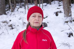 Kari Littmarck-Sahlin.