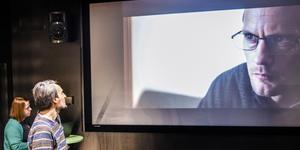Andreas Fock och Karin Westin arbetar med Film Västernorrland och har lagt ner mycket jobb på årets filmfestival som har premiär den 13 mars.