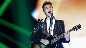 Anton Hagman är stolt över hans medverkan i Melodifestivalen, men är nu redo att gå vidare som egen artist.