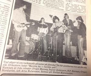 Hardda ku hardda geit ville få jämtländsk musik accepterad. (LT 27/2 1980)