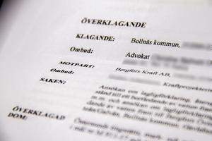 I juli överklagades mark- och miljödomstolens dom av Bollnäs kommun.