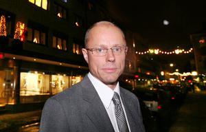 Örjan Folkesson, ekonomidirektör på Sundsvalls kommun.