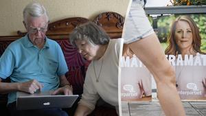 """Företrädare för Centerpartiet skriver att partiet vill ge äldre bättre levnadsvillkor och möjligheter att vara delaktiga. Detta ska förverkligas genom programmet """"Trygghet och Valfrihet"""" och 21 förslag. Bilder:  Anders Wiklund/TT / Janerik Henriksson/TT"""