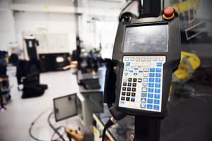 Högteknologiska robotar skapas i Orsa.