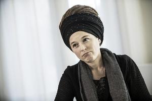 Kultur- och demokratiminister Amanda Lind. Arkivbild. Foto: Malin Hoelstad/SvD/TT
