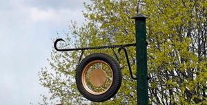 Det förra gyllene hjulet, som sattes upp 2014, blev inte populärt.