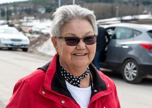 Siri Söderberg, 75+, pensionär, Sundsvall