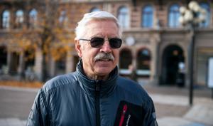 Kjell Johansson, 69 år, pensionär, Haga.