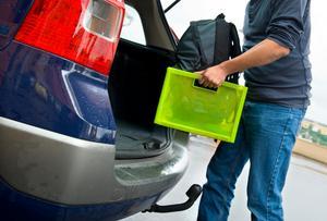 Tjänsten ska göra det lättare för privatpersoner att skicka saker och på så sätt också minska på antalet onödiga transporter.