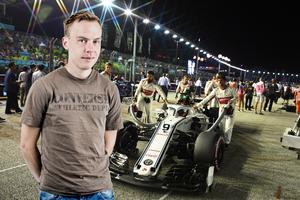 Foto: Sauber Motorsport