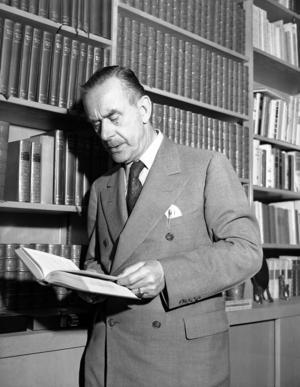Thomas Mann 1942. Foto: AP
