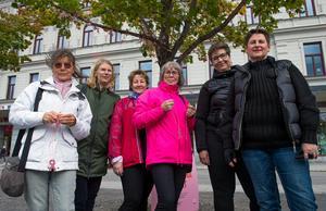 Ursula Wiekowski, Anna Dalebrand, Helena Jonsson, Annelie Wassman, Lena Jadekrantz och Carina Ruda är alla medlemmar i föreningen.