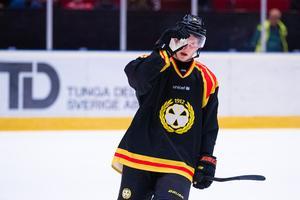 Det blev en deppig comeback för Victor Söderström. Foto: Bildbyrån