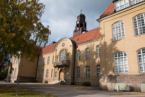 Mattias Benke (S) tror att Staffangymnasiet i Söderhamn hade tvingades lägga ner flera program om inte förbundet fanns.