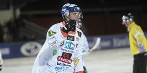 Patrik Nilsson öser in mål som under fornstora dagar – ett vapen Bollnäs kommer vinna många måste matcher genom.