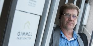 Kari Lehto är förvaltare hos Gimmel fastigheter i Söderhamn.