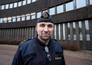 Peter Karlsson, Polisen Dalarna: