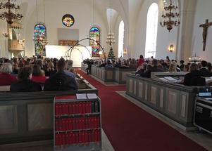 Gagnefs kyrka.