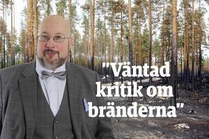 Det här är en ledartext av Patrik Oksanen som skriver om säkerhetspolitik och totalförsvar för flera av Mittmedias liberala och centerpartistiska tidningar. Oksanen är politisk redaktör Hudiksvalls Tidning (c) och tf politisk redaktör Östersunds-Posten (c).