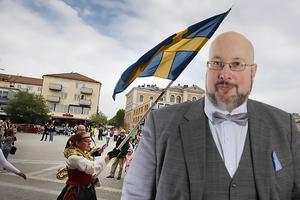 Det här är en ledartext av Patrik Oksanen, politisk redaktör på Hudiksvalls Tidning.