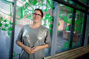 Lotten Johansson, studie- och yrkesvägledare och delägare i företaget Hej Syv.