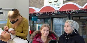 En dröm går i uppfyllelse för Anno Jonsson när hon öppnar skönhetssalong tillsammans med Sandra Ahlman.