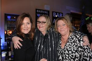 Erica Pöhner, Karin Samuelsson, Ann-Louise Nederfeldt. Foto: Py Tenor