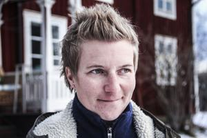 Anja Stigsdotter.