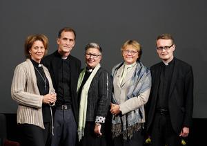 De kandiderar till biskopsvalet.
