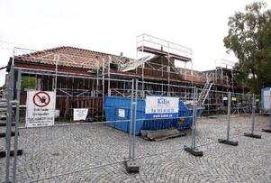 Fortfarande vet inte Östersunds kommun vad Västra stationen ska användas till när renoveringen är klar nästa år.