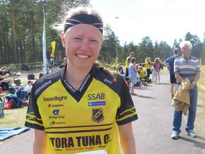 Tilda Östberg. Foto: IFK Mora