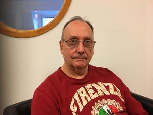 Robert Ciabatti (S) är gruppledare för oppositionen i BUN.