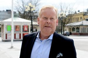 Hans Holmer, 58 år, projektledare, Alnö: