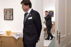 Talman Andreas Norlén tar en rövare. Men det svåra är inte att få riksdagen att välja statsminister, utan steget därefter...
