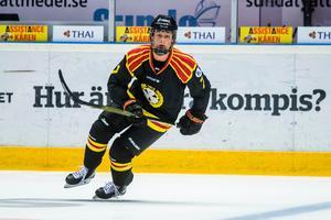 Förra säsongen gjorde Boqvist 15 matcher med Brynäs i SHL. Bild: Simon Hastegård/Bildbyrån