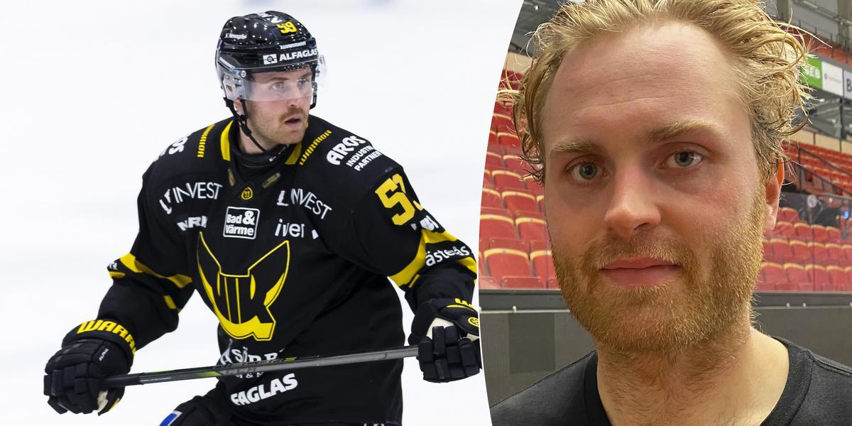 Provspelet lyckat – backen skriver kontrakt med Brynäs