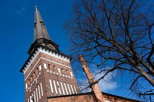 Västerås domkyrka. Foto: Sara Linderoth