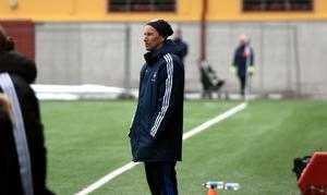 Kvarnsvedens tränare Fredrik Bengtsson