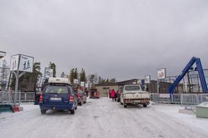 Nu planeras öppettiderna på återvinningscentralen i Odenskog att förlängas.