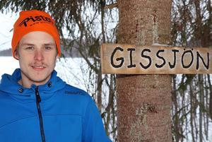 Joakim Wickholm hoppas man ska kunna göra tävlingen på Gissjön till ett återstående inslag i snöskoterklubbens aktivitetskalender.