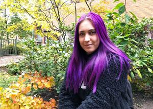 Alexandra Algerydh. Foto: Privat