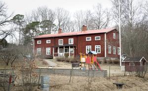 Slottsparkens förskola i Taxinge drivs av ett privat företag.