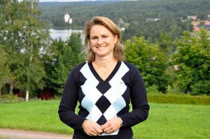Rättviks kommunalråd Annette Riesbeck (C) är vice ordförande för dalakommunernas nya samarbetsorganisation - Dalarnas kommunförbund.