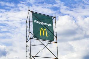 När McDonald's kommer till staden kommer Bollnäs att sysselsättas med omkring 40 till 50 nya jobb.